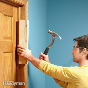 How to Fix a Rattling Door