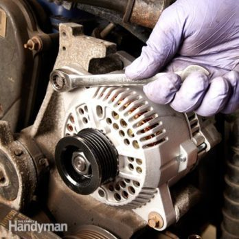 Alternator replacement: How to Replace an Alternator