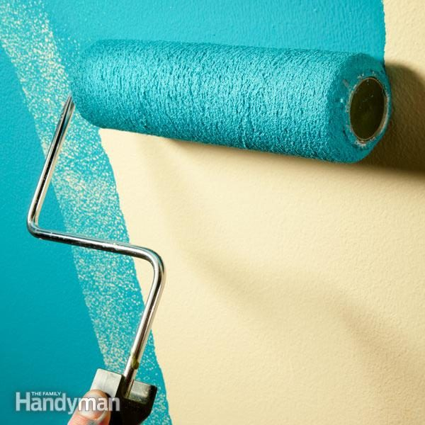 Painting Tips: How to Paint Faster | Family Handyman