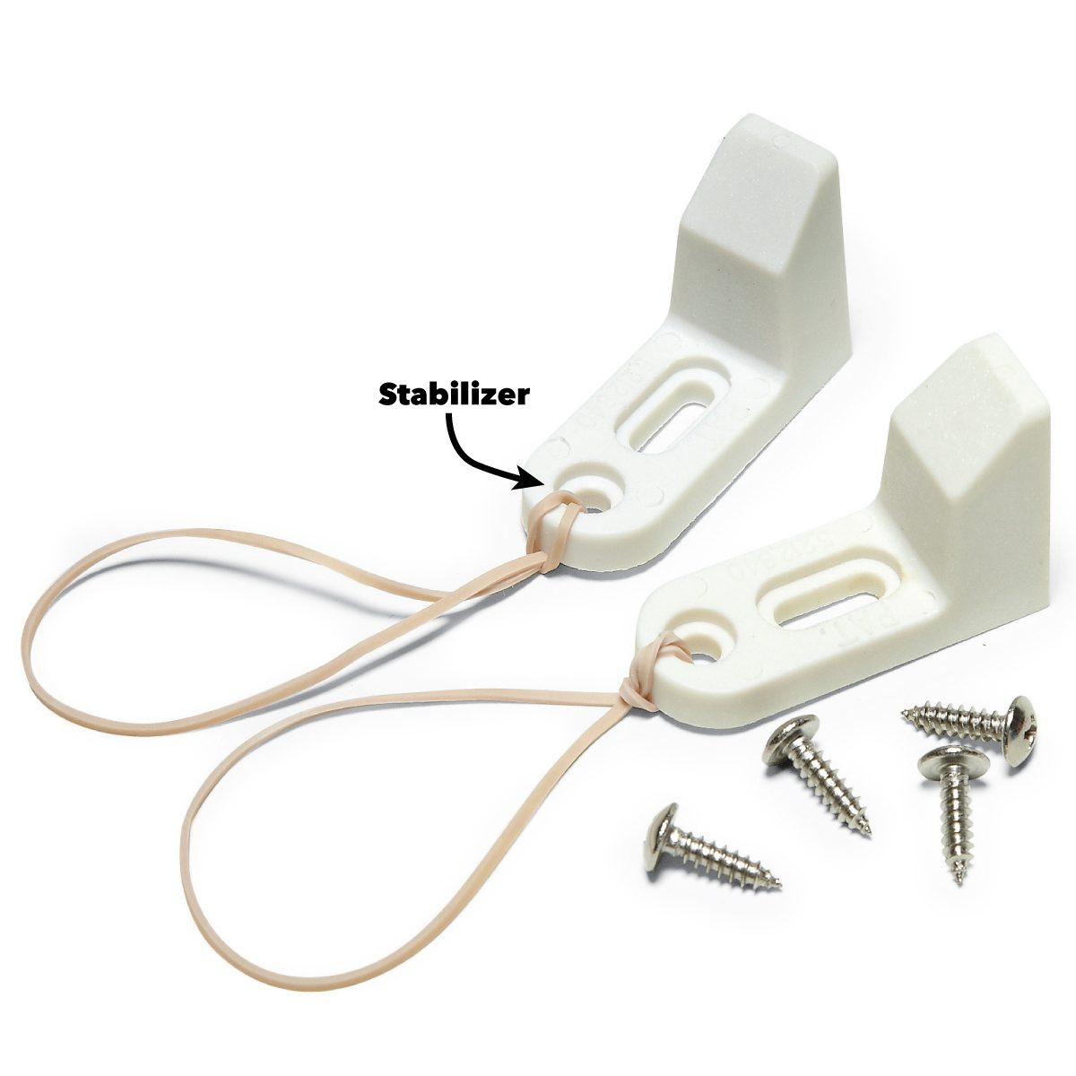 toilet seat repair stabilizers