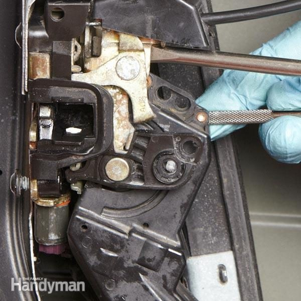 Replace Door Locks On Your Car The Family Handyman
