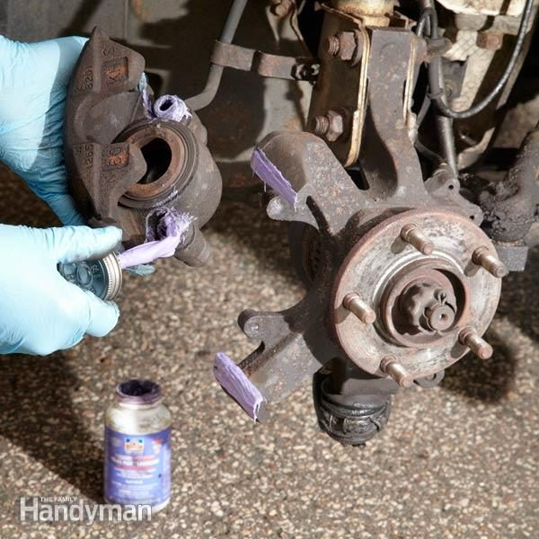 Diy Brake Tips The Family Handyman