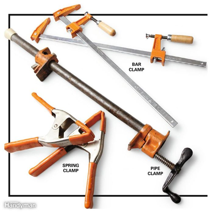Essential Clamps for Beginning Woodworkers (and Everyone Else)