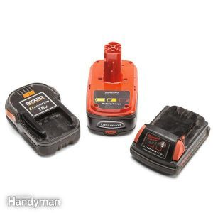 Lithium Ion Battery Care