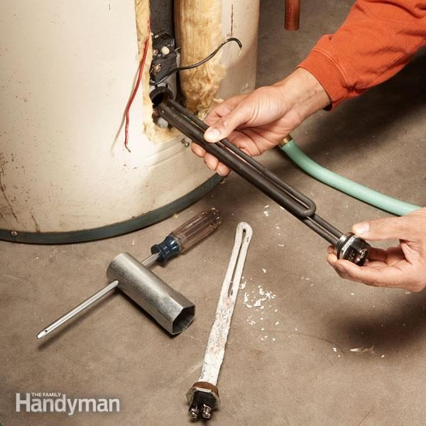 Diy Hot Water Heater Repair