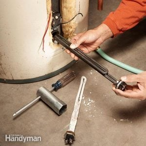DIY Water Heater Testing and Repair