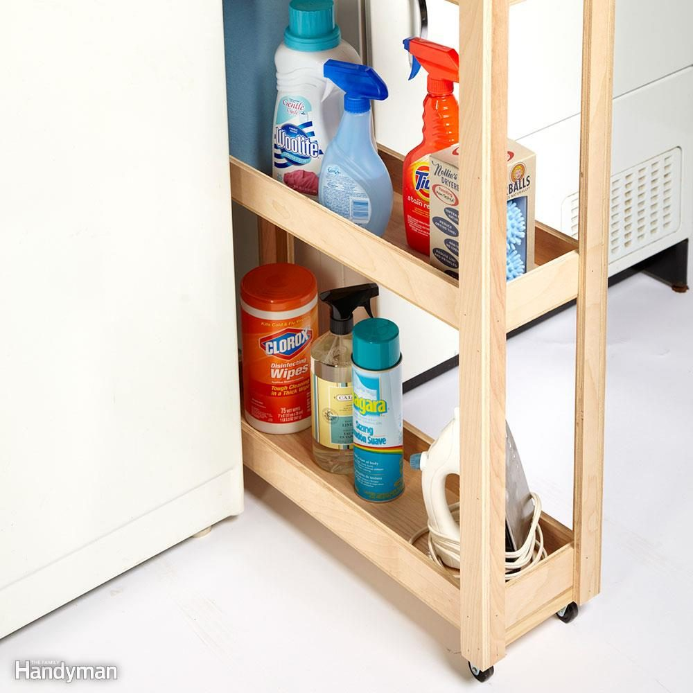 20 Small Space Laundry Room Organization Tips
