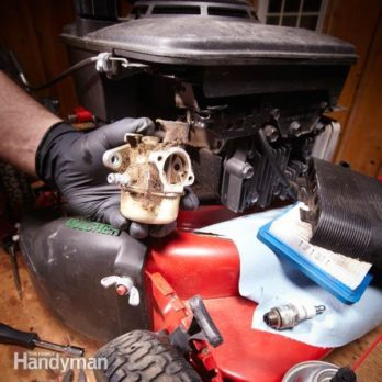 Lawn Mower Won't Start