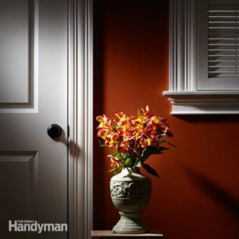 Simple Window Trim and Door Trim