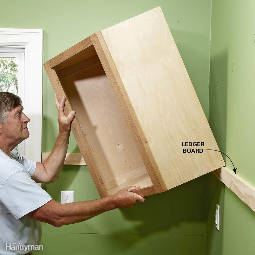 How to Install Cabinets Like a Pro!