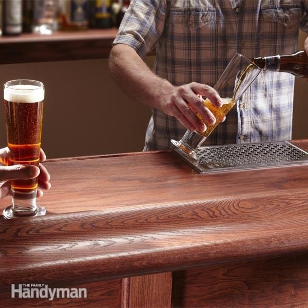 How to build a bar family handyman bar plans diy bar solutioingenieria Gallery
