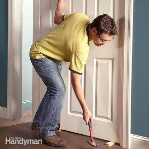How to Adjust Bypass Closet Doors