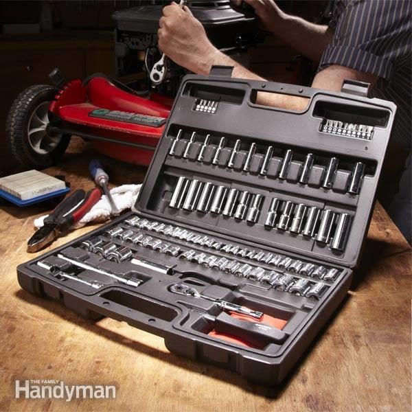 Best Socket Set The Family Handyman
