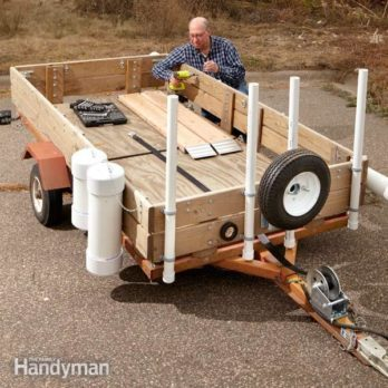 Utility Trailer Upgrades