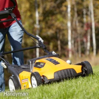 Electric Lawn Mower Reviews: Best Cordless Lawn Mower