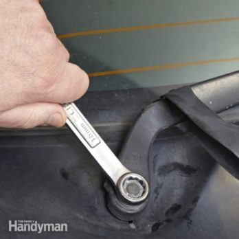 How to Replace Windshield Wipers: Windshield Wiper Arm Replacement
