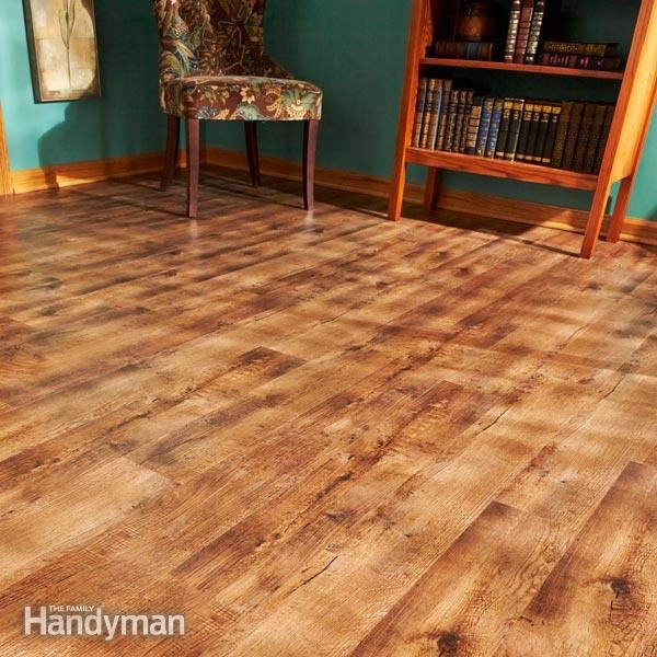 Vinyl plank flooring roller gurus floor for Luxury linoleum flooring