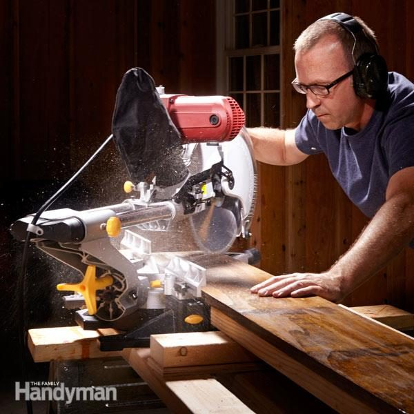 Chicago Electric 69684 Mitersaw Review The Family Handyman