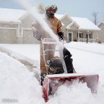 13 Snow Blowing Tips That Make Snow Removal Quick and Easy