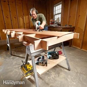 Simple Hacks to Maximize Your Sawhorses