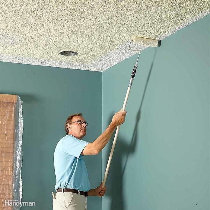 Best ceiling paint tips