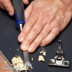 How to Fix a Broken Door Hinge