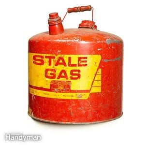 Stale Gas Could Be Killing Your Small Engine