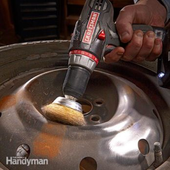 How to Refinish Wheels