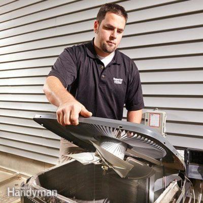 HVAC repair air conditioner service