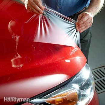 How to Apply Paint Protection Film