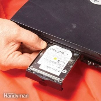 How to Replace a Hard Drive