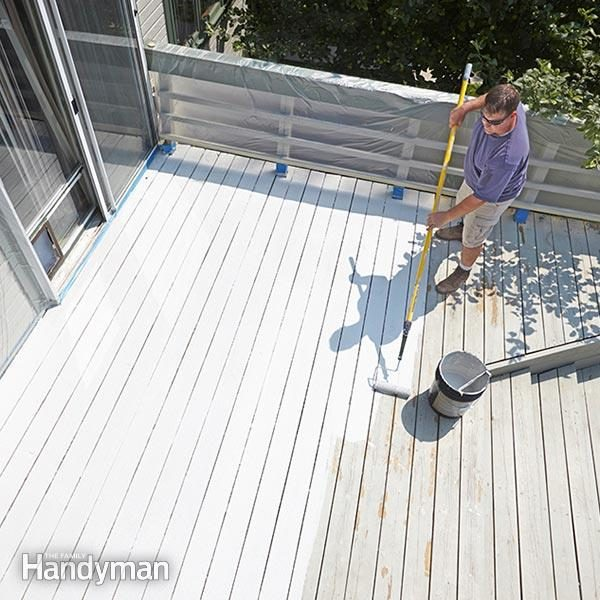 Restore A Deck The Family Handyman