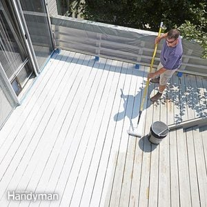How to Paint and Restore a Deck