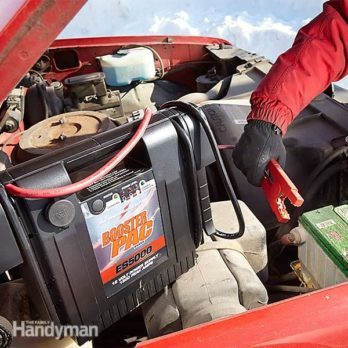 How to Jumpstart a Car: Batteries in Cars Built After Year 2000