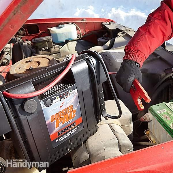 How To Jumpstart A Car Batteries In Cars Built After Year