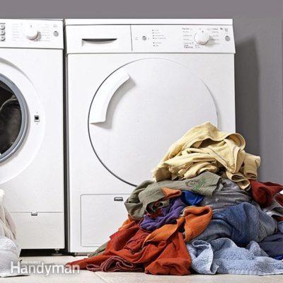 dryer making a loud noise