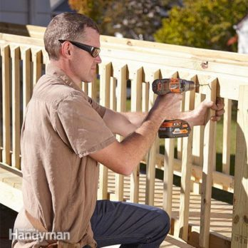 How to Build a Wheelchair Ramp: Wooden Ramp Project