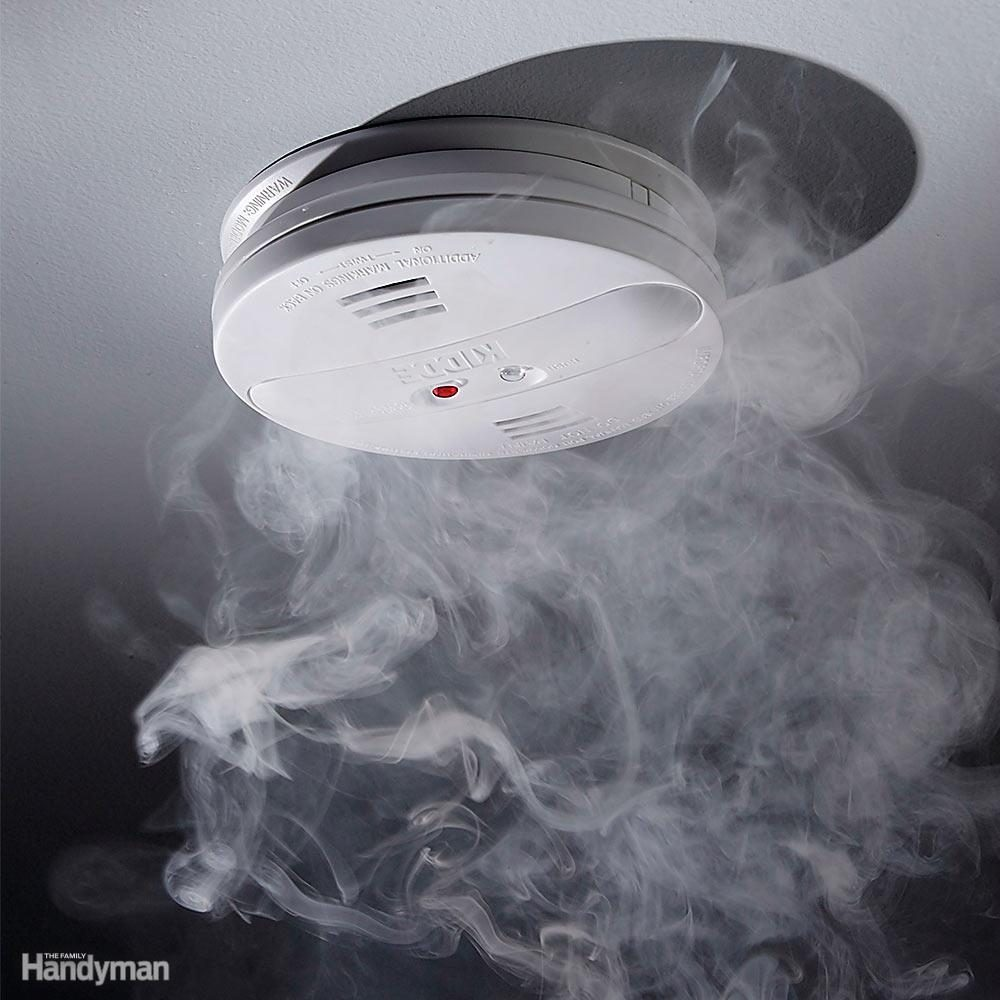 Life Saving Safety Tips For Smoke Alarms
