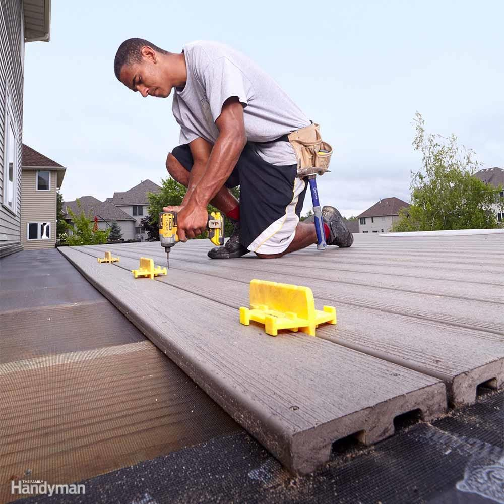 15 Modern Deck Building Tips And Shortcuts The Family