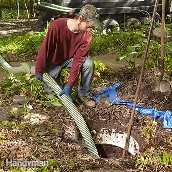how does a septic tank work septic systems, septic field