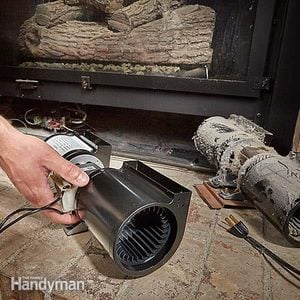 Noisy Gas Fireplace Blower? Here's How to Replace it
