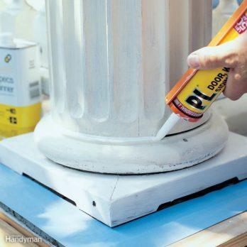 Make Exterior Caulk Last Longer