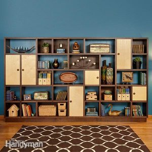 Modular Masterpiece: Build a Fully Customizable Modular Bookshelf