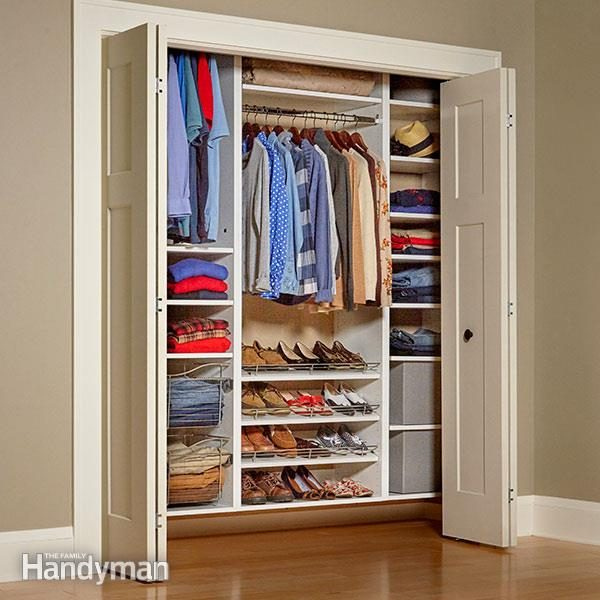 How To Build A Closet