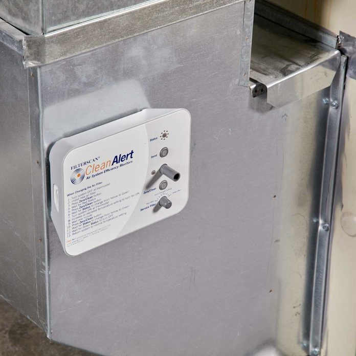 allergy furnace filter efficiency monitor