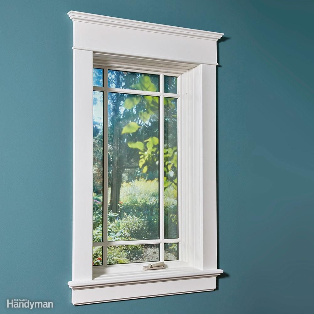 Install Easy Window Trim