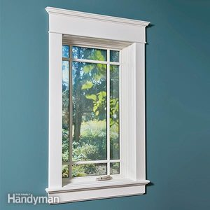 Installing Window Trim the Easy Way: MDF Trim Molding