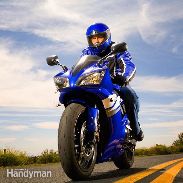 Motorcycle Safety Gear >> Upgrade Your Motorcycle Safety Gear The Family Handyman