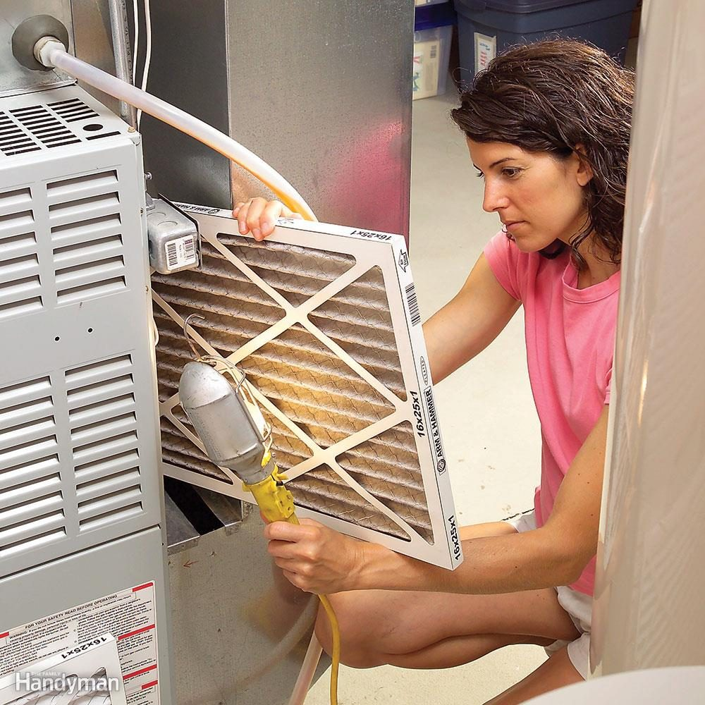 Do Your Own Furnace Maintenance This Winter The Family