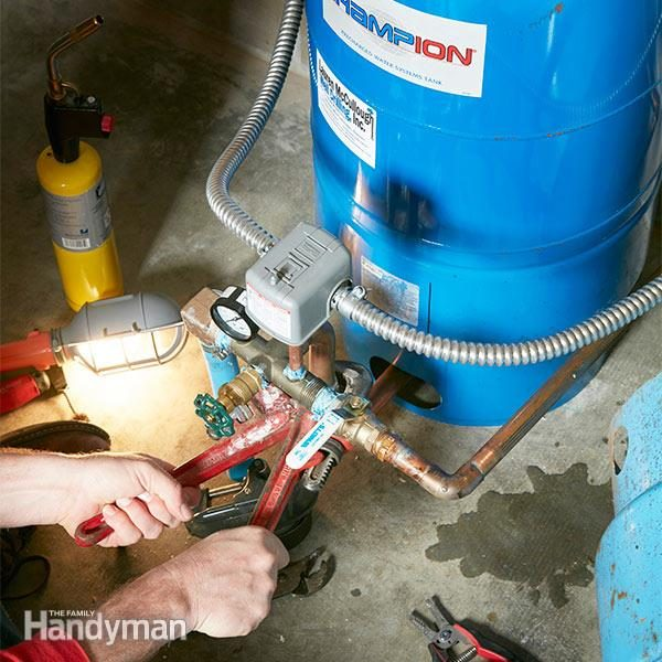 Well Pump Troubleshooting and DIY Repair | Family Handyman